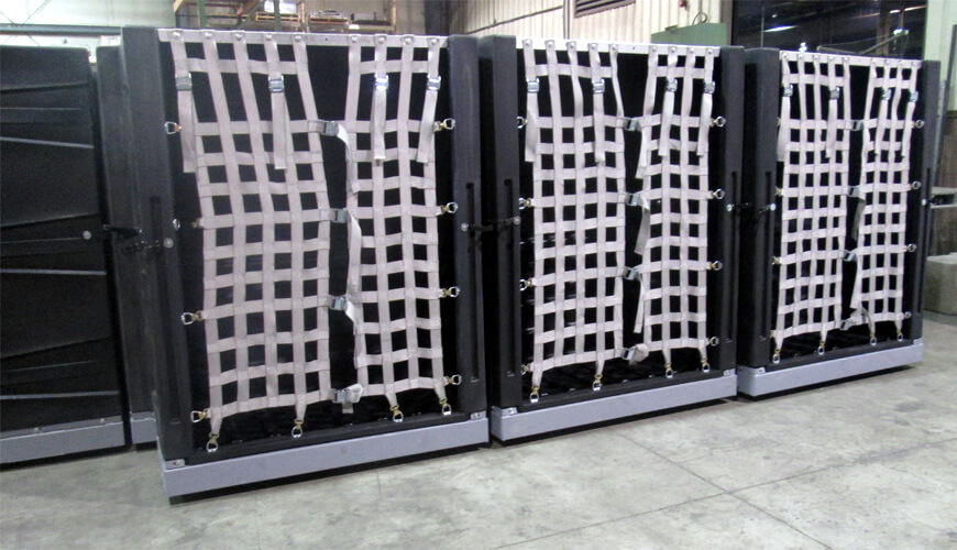 Cargo Shipping Containers, Rotomolded Products, Rotationally Molded Products