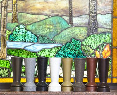 Cemetery Vases Cemtery Flower Vases Rotational Molding Cemetery