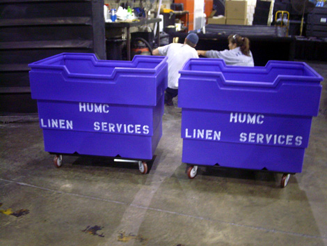GP 16 Carts, GP 16 Laundry Carts, GP 16 Recycling Carts, GP 16 LInen Carts, GP 16 Hospital Carts