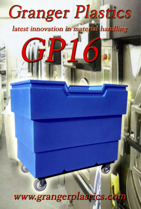 GP 16 Cubic Foot Laundry Carts, 16 Foot laundy carts, 12.8 Bushel Carts, 16 Cubic Foot Cart, 16 Cubic Foot Recycling Carts, 12 Bushel Carts