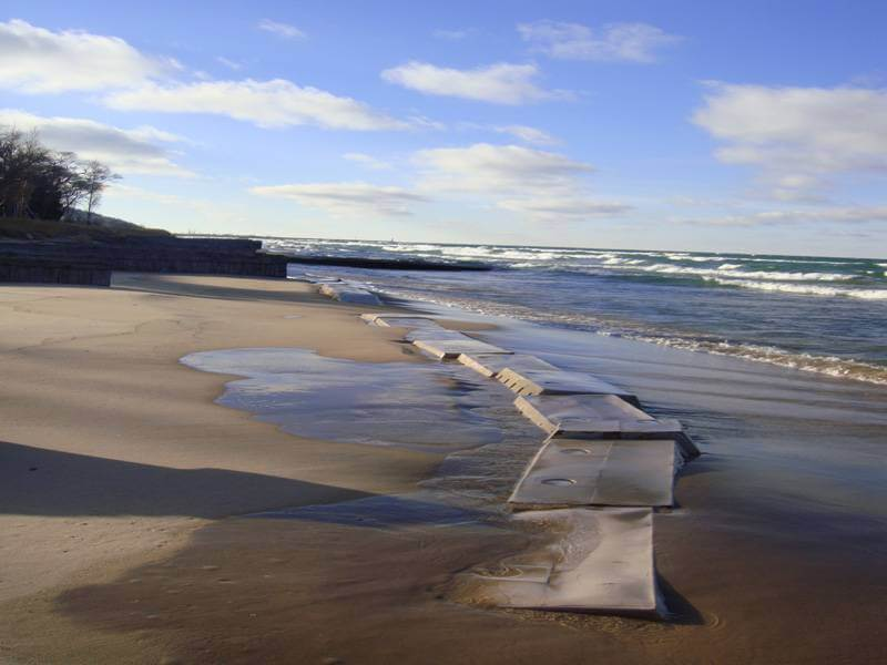Natural Solution to Beach Erosion, Stop Beach Erosion