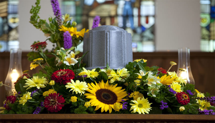 Burial Urn, Cremation Urn, Water Tight Urn, ForeverSafe Urn