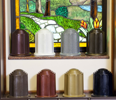 Burial Urns, Cremation Urns, Water Tight Urns, Burial Urn Vaults