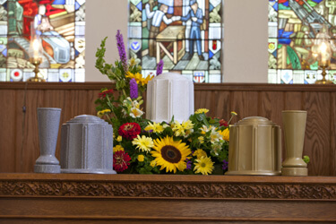 Burial Urns, Cremation Urns, Water Tight Urns
