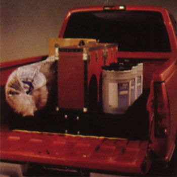 PIck Up Truck Traction Tanks, All Weather Traction Device, Water in the Bed of Truck for traction, Pick Up Truck Water Tanks